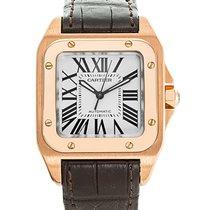 Cartier Watch Santos 100 W20108Y1