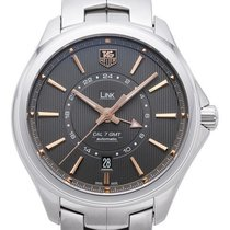 TAG Heuer Link Price Link Automatic WAT201C.BA0951 GMT...