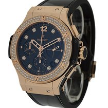 Hublot 341.PX.1280.VR.1104 Big Bang Shiny Rose Gold with 2 Row...