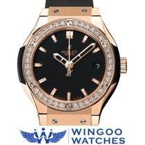 - Classic Fusion Diamonds King Gold Ref. 581.OX.1180.RX.1104