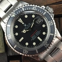 Rolex Submariner Red Mark IV Box & Papers