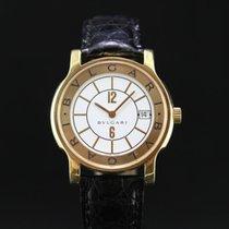 Bulgari Solotempo 18 kt gold – ST 35 G – Men's watch - 2000