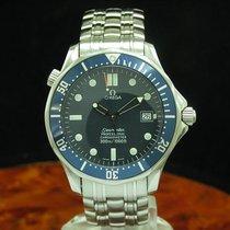 Omega Seamaster Professional Edelstahl Automatic Herrenuhr /...