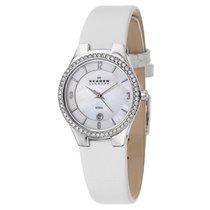 Skagen Women's Leather Watch