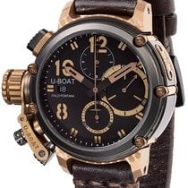 U-Boat Chimera Chrono 43 Black & Bronze Limited Edition