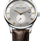 Maurice Lacroix Masterpiece Small Seconde, Date, Gold Hands,...