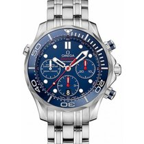 Omega 212.30.42.50.03.001 Seamaster Diver 300M Co-Axial...