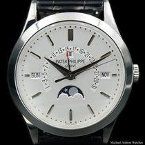 Patek Philippe Ref# 5496 Platinum, Perpetual, Retrograde