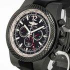 Breitling Bentley Motors GMT Midnight Carbon Chronograph...