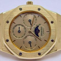 Audemars Piguet ROYAL OAK Jumbo Quantieme Perpetuel in 18k...