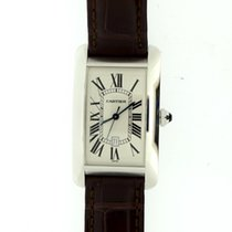 Cartier Tank Americaine Large size full gold automatic