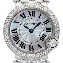 Cartier Ballon Blanc Quartz No Date Ladies watch WE902072