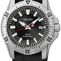 Seiko SNE293P2 Solar Diver Taucheruhr Herren 200M