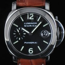 Panerai Luminor Marina PAM 48 Steel Automatic Full Set 40 mm