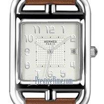 Hermès Cape Cod Quartz Large TGM 040169ww00
