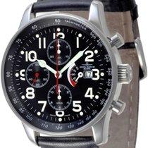 Zeno-Watch Basel -Watch Herrenuhr - X-Large Pilot Chrono Power...