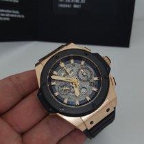 Hublot King Power UNICO Chronograph Gold 48mm