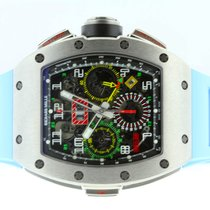 Richard Mille RM 011-02 GMT Titanium