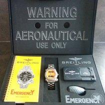 Breitling Emergency 121.5 MHz