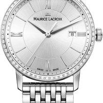 Maurice Lacroix Eliros EL1094-SD502-110-1 Damenarmbanduhr mit...