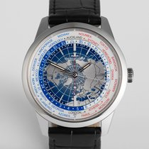 "Jaeger-LeCoultre Geophysic Universal Time ""JLC Warranty to..."