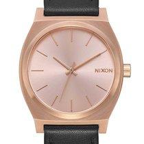 Nixon A045-1932 Time Teller All Rose Gold Black 37mm 10ATM