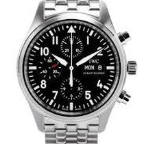 IWC Classic Pilot Chronograph IW3717-04