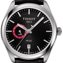 Tissot T-Classic PR 100 Dual Time Herrenuhr T101.452.16.051.00