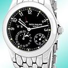Patek Philippe Gent's Stainless Steel  # 5085 Power...