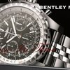 Breitling BENTLEY MOTORS T STAINLESS STEEL SPECIAL EDITION 48.7mm