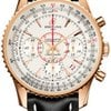 Breitling Montbrillant 01 Red Gold Limited Edition
