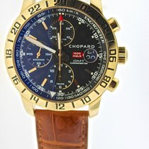 Chopard Mille Miglia Rose Gold GMT Chronograph 161267
