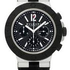 Bulgari AC44BTAVD/SLN Diagono Aluminum Men's Automatic Watch