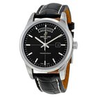 Breitling Transocean Day & Date Automatic Black Dial Black...