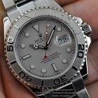 Rolex Yachtmaster Steel/Platinum 40mm 16622
