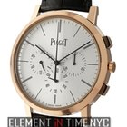 Piaget Altiplano Flyback Chronograph Dual Time 18k Rose Gold...