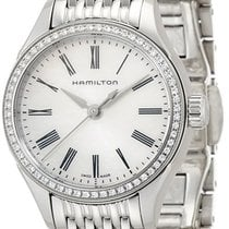 Hamilton Women's H39211194 Valiant Silver Watch