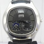 Piaget Emperador Coussin Dual Time White Gold GMT