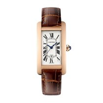 Cartier Tank Americaine Automatic Date Mid-Size watch W2620030