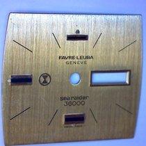 Favre-Leuba Sea Raider 36000 vintage dial