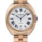 Cartier Cle de Cartier Automatic Date Mens watch WGCL0002