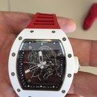 Richard Mille [99%-NEW] RM 055 Bubba Watson White (Retail:US$1...