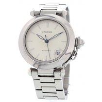 Cartier Men's Pasha De Cartier Stainless Steel Watch Ref....