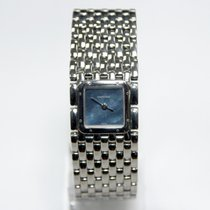 Cartier Panthere Ruban Mother of Pearl Blue Dial