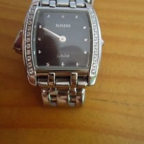 라도 (Rado) Diamond Stainless steel Intregal Jubile