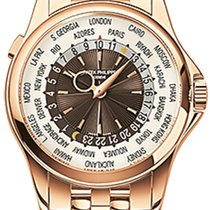 Patek Philippe Complications World Time 5130/1r-011