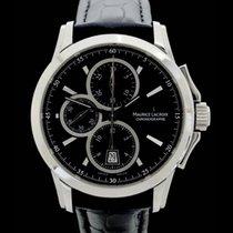 Maurice Lacroix Pontos Chronograph - Ref.: pt7538 - Edelstahl...