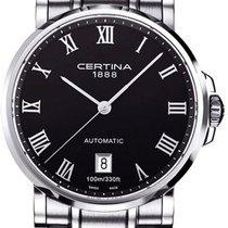 Certina DS Caimano C017.407.11.053.00 Elegante Herrenuhr...