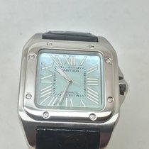 Cartier santos 100 medium w20132x8