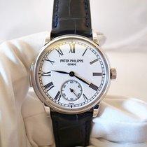 Patek Philippe Minute Repeater White Dial - 5078P-001